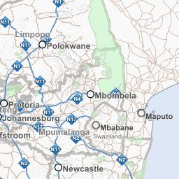 View Our Network & LTE Coverage Maps | Vodacom